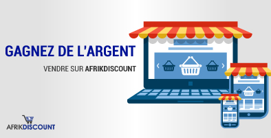 Sell ​​on AfrikDiscount